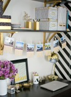 Easy Diy Projects For Your Dorm Room Design08