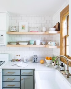 Easy Kitchen Cabinet Painting Ideas40