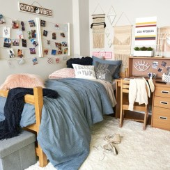 Efficient Dorm Room Organization Ideas That Inspire34