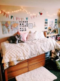 Efficient Dorm Room Organization Ideas That Inspire39