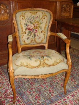 Elegant French Design Chairs Ideas42