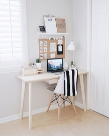 Fabulous Office Furniture For Small Spaces08