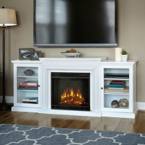 Impressive Living Room Ideas With Fireplace And Tv09