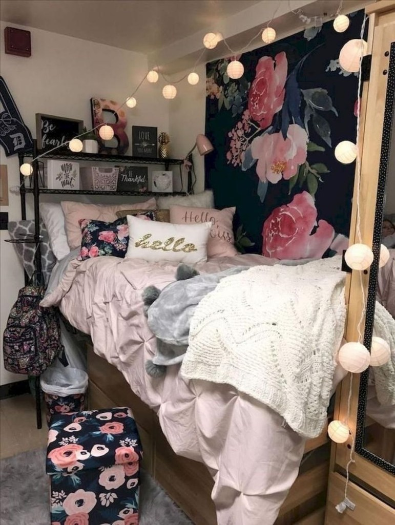 Totally Inspiring Dorm Room Ideas For Your Inspirations32