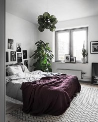 Awesome Modern Scandinavian Bedroom Design And Decor Ideas14