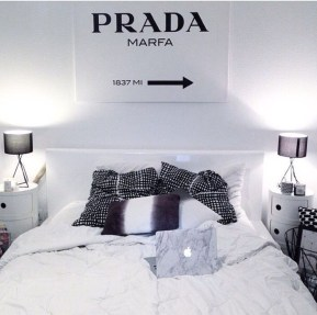 Awesome Modern Scandinavian Bedroom Design And Decor Ideas15