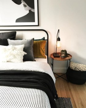 Awesome Modern Scandinavian Bedroom Design And Decor Ideas20