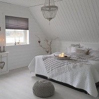 Awesome Modern Scandinavian Bedroom Design And Decor Ideas26
