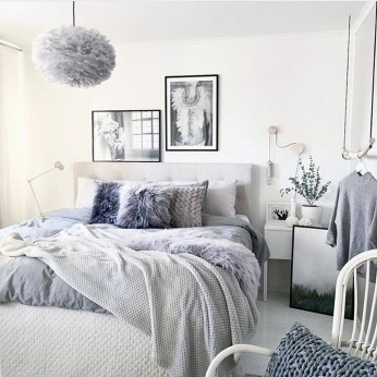 Awesome Modern Scandinavian Bedroom Design And Decor Ideas33