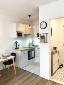 Cool Small Apartment Kitchen Ideas33