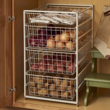 Fantastic Kitchen Organization Ideas15