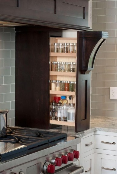 Fantastic Kitchen Organization Ideas35
