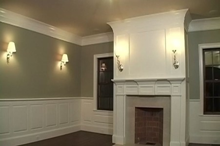 Fascinating Flying Crown Molding Ideas29
