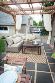 Modern Fresh Backyard Patio Ideas16