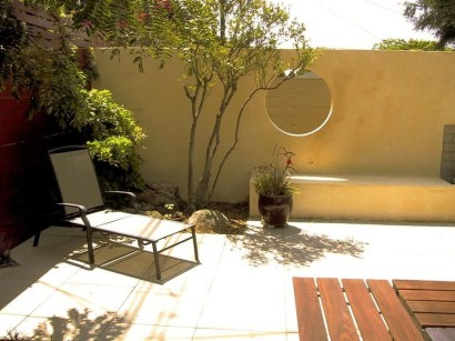 Perfect Diy Seating Incorporating Into Wall For Your Outdoor Space35