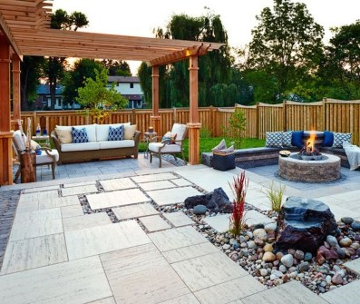 Fascinating Backyard Patio Design And Decor Ideas03
