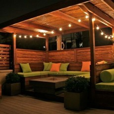 Fascinating Backyard Patio Design And Decor Ideas16