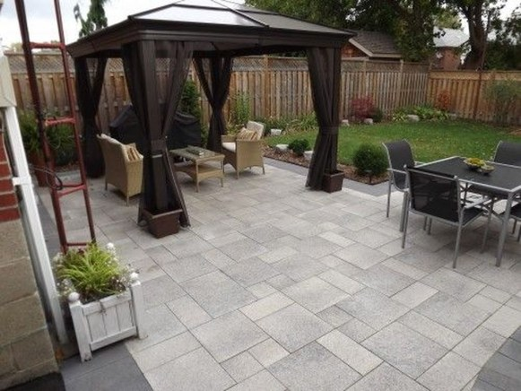 Fascinating Backyard Patio Design And Decor Ideas37