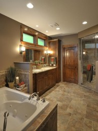 Inspiring Master Bathroom Decor And Design Ideas14
