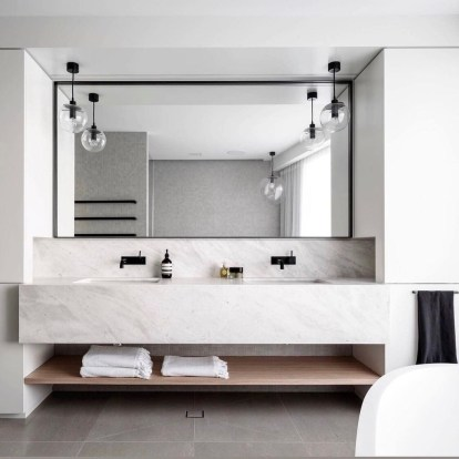 Inspiring Master Bathroom Decor And Design Ideas16