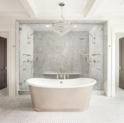 Inspiring Master Bathroom Decor And Design Ideas19