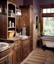 Inspiring Master Bathroom Decor And Design Ideas20