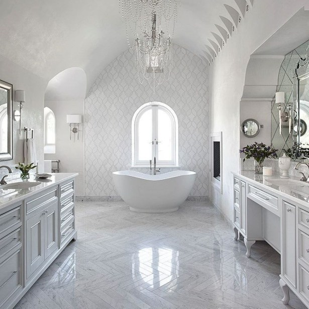 Inspiring Master Bathroom Decor And Design Ideas24