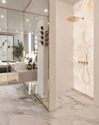 Inspiring Master Bathroom Decor And Design Ideas36