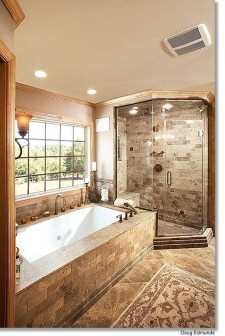 Inspiring Master Bathroom Decor And Design Ideas42