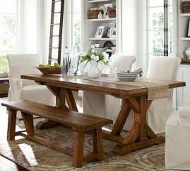 Perfect Farmhouse Dining Room Makeover Ideas14