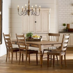 Perfect Farmhouse Dining Room Makeover Ideas26