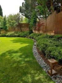 Stylish Backyard Landscaping Ideas For Your Dream House32