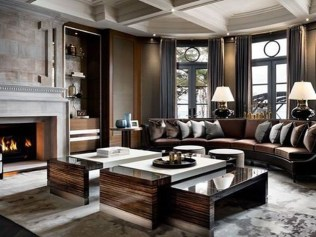 Beautiful Living Room Design Ideas For Luxurious Home36