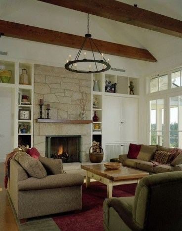 Beautiful Living Room Design Ideas For Luxurious Home45