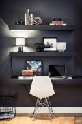 Comfy Home Office Design Ideas For Small Apartment11