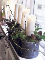 Cute Vintage Winter Table Decoration Ideas01