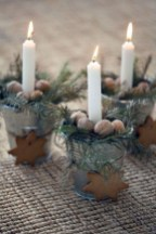 Cute Vintage Winter Table Decoration Ideas29