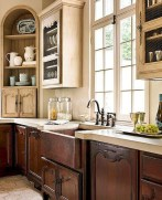 Flawless French Country Style Kitchen Decor Ideas30