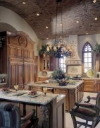 Flawless French Country Style Kitchen Decor Ideas31