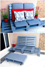 Pretty Diy Pallet Project Ideas14
