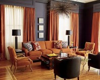 Unordinary Living Room Designs Ideas With Combinations Of Brown Color03