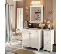 Affordable Beach Bathroom Design Ideas21