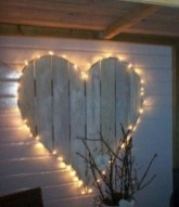Affordable Outdoors And Indoors Signs Ideas For Valentines Day34