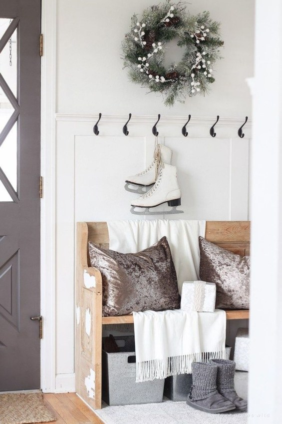 Amazing Diy Winter Home Decoration Ideas37