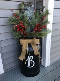 Awesome Outdoor Winter Decoration Ideas28