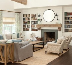 Beautiful Family Friendly Living Rooms Design Ideas29