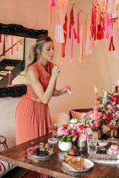Best Décor Ideas For A Valentine'S Day Party43
