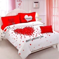 Cozy Bedroom Decorating Ideas For Valentines Day08