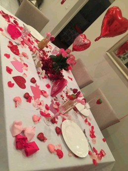 Creative Valentine Table Decoration Ideas18
