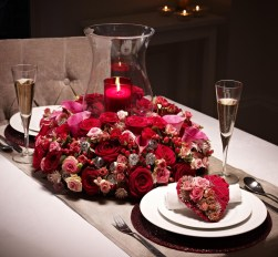 Elegant Table Settings Design Ideas For Valentines Day13